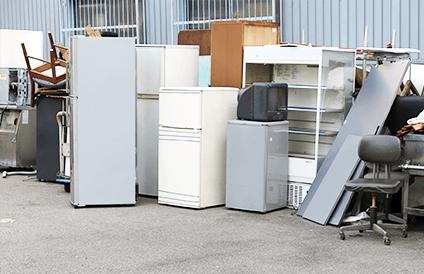 リサイクル(産業廃棄物の収集運搬・処理)